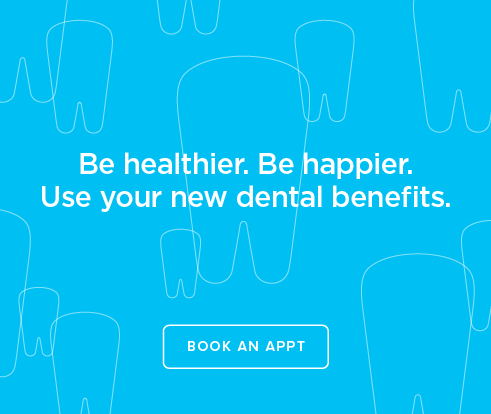 Be Heathier, Be Happier. Use your new dental benefits. - Gateway Dental Group and Orthodontics